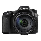 佳能(Canon)EOS 80D(EF-S 18-200mm f/3.5-5.6 IS)防抖镜头 黑色