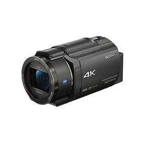 索尼(SONY) FDR-AX40 4K 高清数码摄像机(内置64G内存) 黑色 黑色