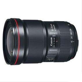 佳能 EF 16-35mm f/2.8L III USM 3代镜头 黑色